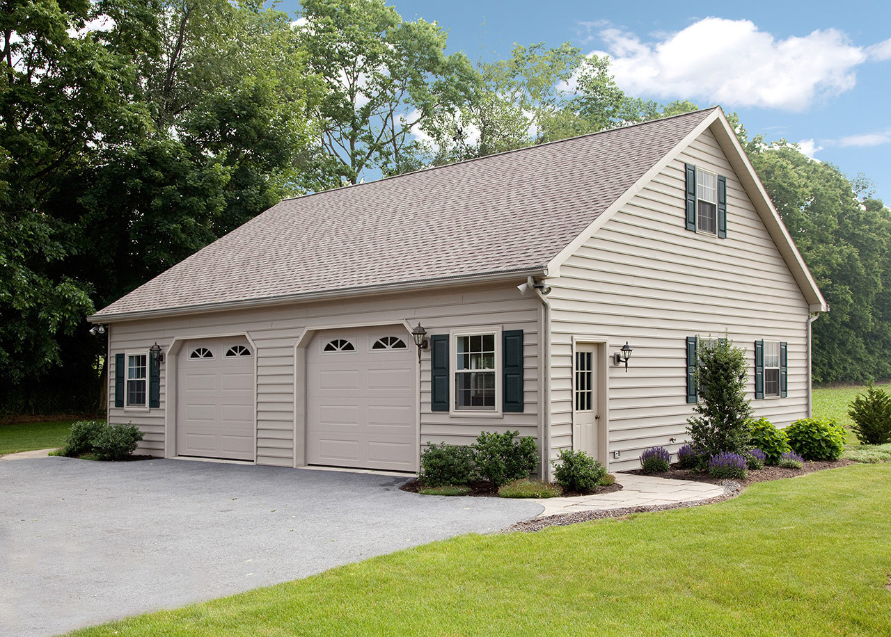 Residential pole building tri state buildings pa nj for Pole barn garage homes