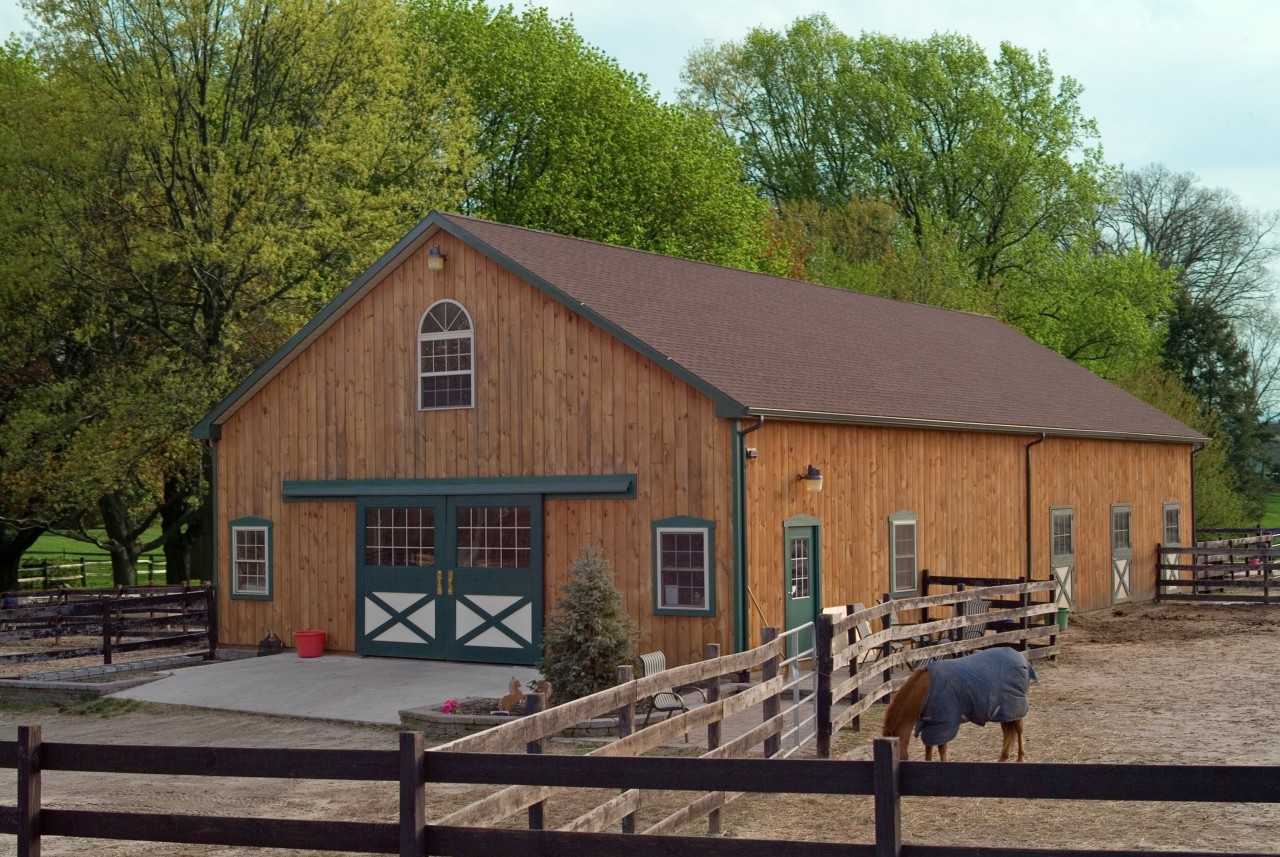 Equestrian Pole Buildings